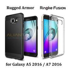 100% Original SGP Rugged Armor / Ringke Fusion Case For Samsung Galaxy A9 / A7 2016 / A5 2016 | Military Grade Drop Resistance