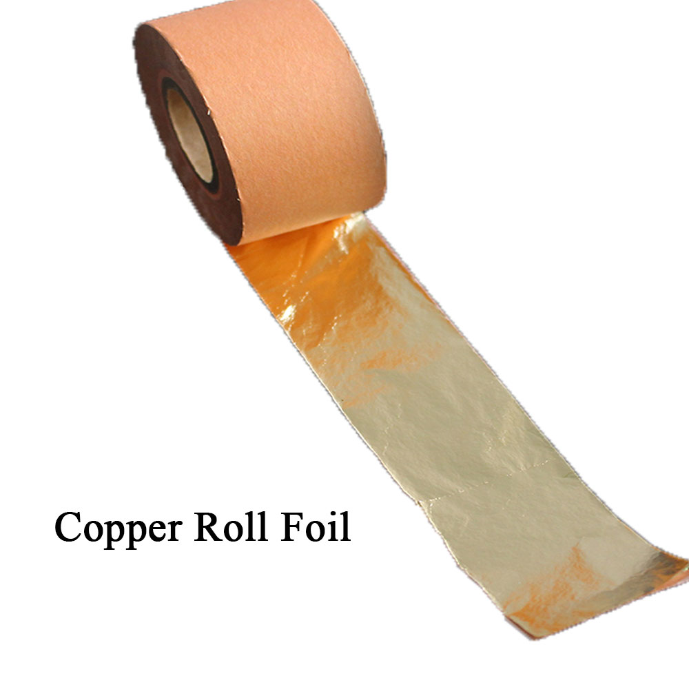 Imitation gold leaf, gilding,copper roll foil ,one kind of beautiful decoration material ,100mmX50m, free shipping, high quality