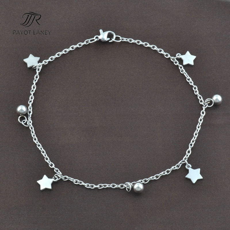 Stainless Steel Jewlery Anklet Chain Foot Jewelry Ankle Bracelet