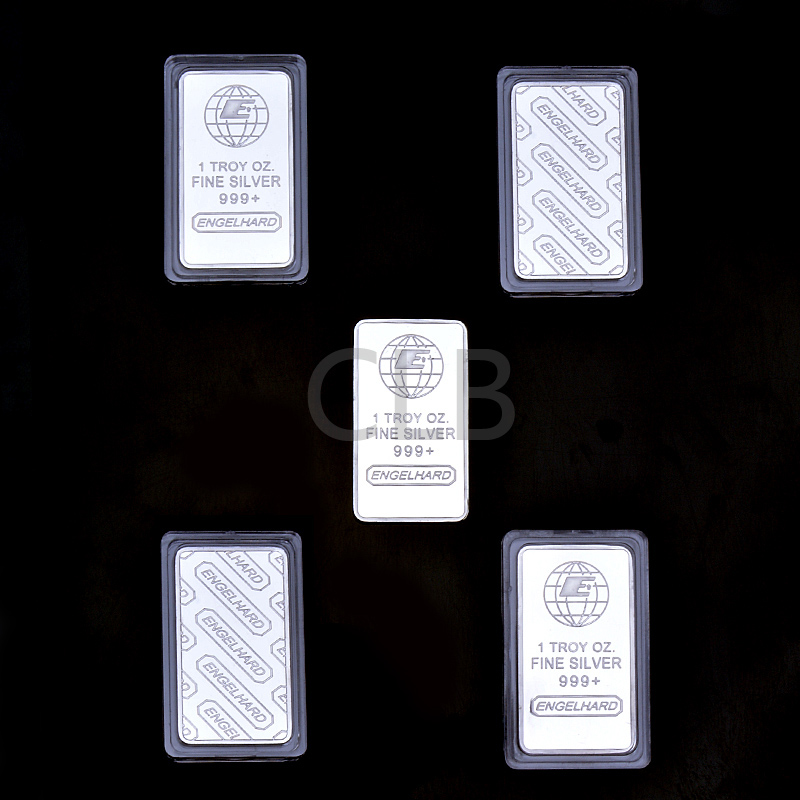Online Get Cheap Silver Bullion Bars Aliexpress Com