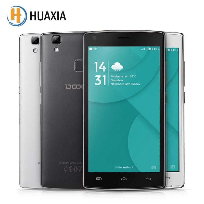 Doogee x5 max pro de 5.0 pulgadas 2 gb ram 16 gb rom MTK6737 Quad Core 1.3 GHz S