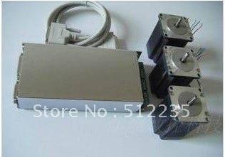 CNC cutting machine drive motor kit Mach3 driver control kit 57 3A stepper driver package