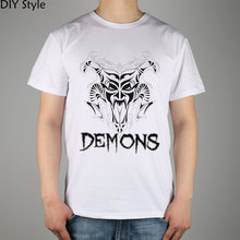 Demon Devil Death Squads Male short-sleeved t-shirt New Arrival Fashion Brand T Shirt For Men Summer