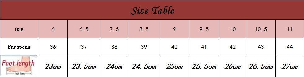 unisex size