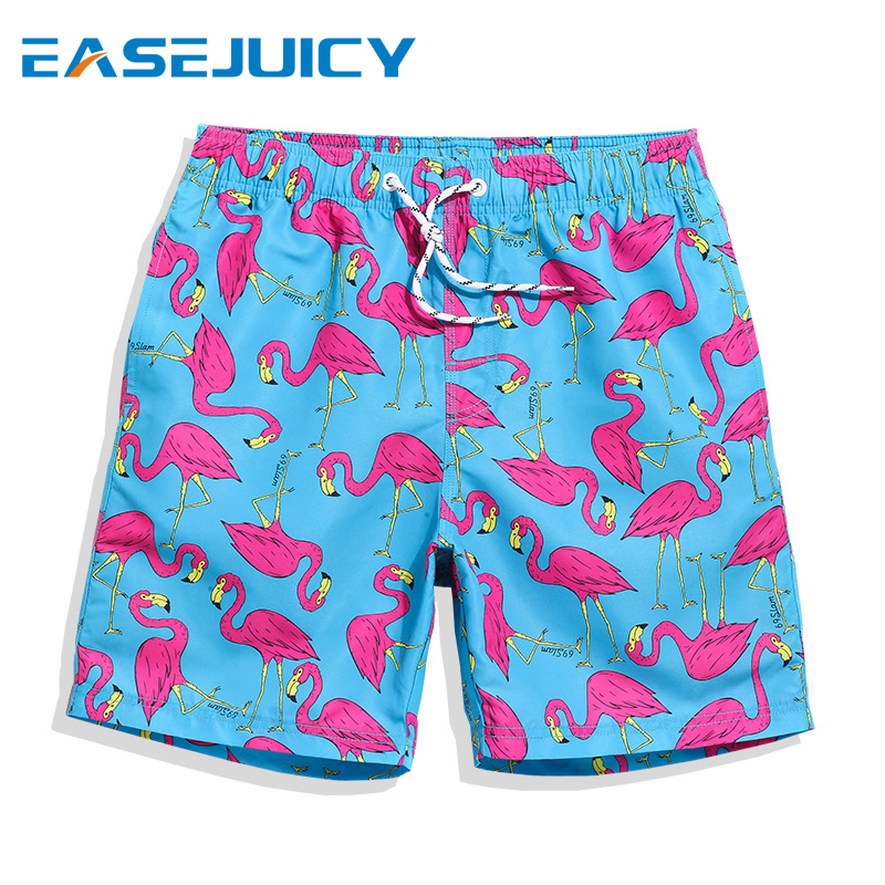 Board shorts couple bathing suit swimsuit beach shorts hawaiian bermudas surfboard men liner swimwear quick dry plavky mesh