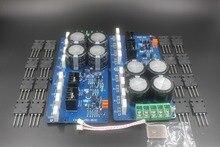 Montada PR-800 1000 W Clase A y B fiebre etapa profesional 1000 W tablero del amplificador de potencia terminó bordo