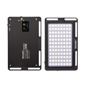 Image 2 - MFL 03 رقيقة جدا المحمولة LED ملء ضوء قابل للتعديل سطوع ضوء التصوير