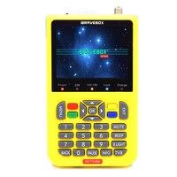 3000mAh 3.5 inch LCD V8 Finder Digital Satellite Finder With 3.5 inch LCD Digital Display With FTA digital Picture and Sound