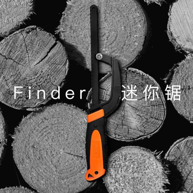 Adjustable Saws Woodworking Tools Adjustable Aluminum Hacksaw Frame HacksawComfortable Handle for Cutting Wood Metal Fiber in Saw from Tools