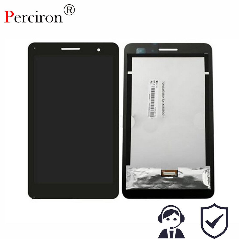 New 7'' inch For Huawei Honor Play Mediapad T1-701 T1 701U T1-701U LCD Display With Touch Screen Panel Digitizer free shipping lcd complete for huawei honor play mediapad t1 701 t1 701w t1 701w lcd display screen touch digitizer replacement panel assembly