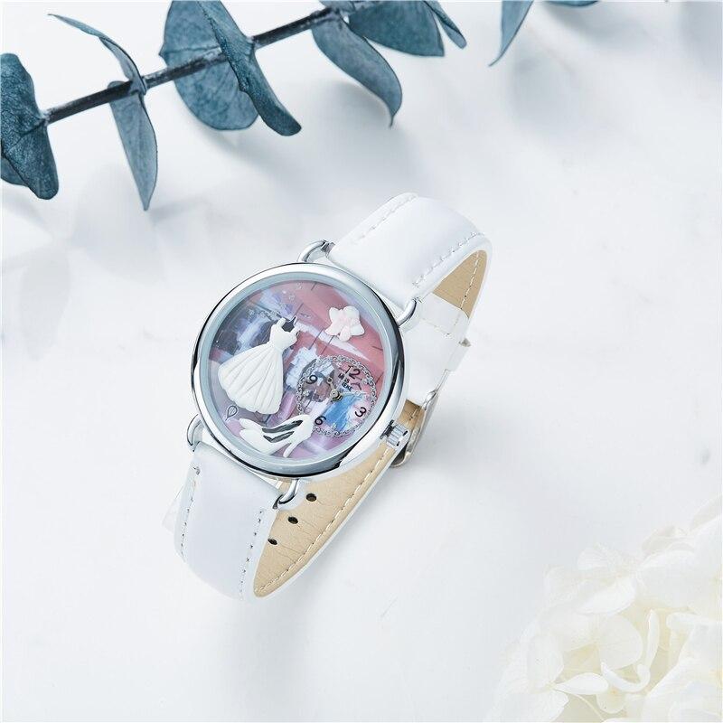 Μις Keke 2018 Νέο σχέδιο Clay Χαριτωμένο - Παιδικά ρολόγια - Φωτογραφία 3