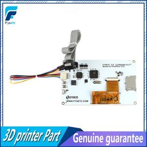 Image 5 - Contrôleur décran tactile de couleur intégré, 5 pouces, pour DuetWifi, duo 2 Ethernet, pièces dimprimante 3D, 5 pouces