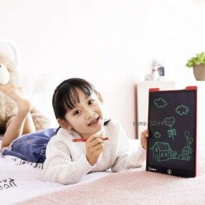 Image 5 - Youpin Wicue LCD yazma tableti el yazısı kurulu tek renkli elektronik çizim hayal grafik pedi çocuk ofis