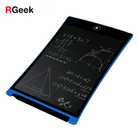 8 5 LCD Writing Tablet Graphics Drawing Pen Tablet Mini Writing Board Can As Whiteboard Bulletin