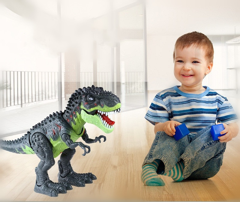 Electronic-Dinosaur-Toys-Dinosaurs-model-Tyrannosaurus-Flashing-walking-dinosaur-robot-Walking-Dinosaur-with-Flashing-And-Sounds-2