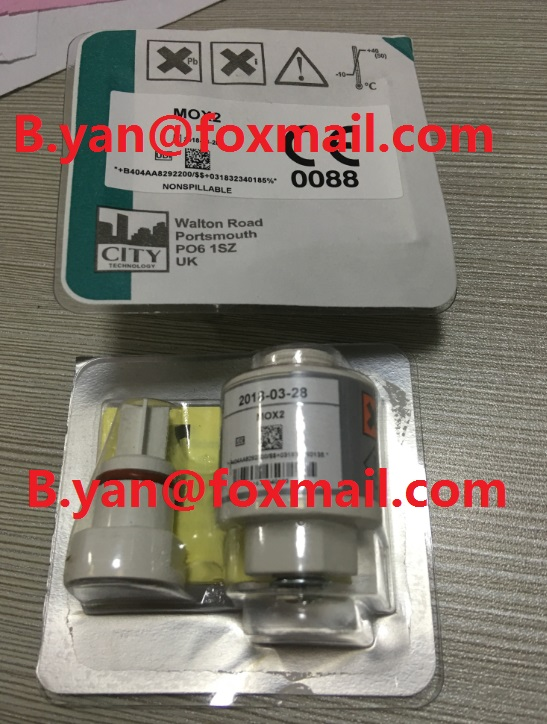 City Technologies sensor MOX 2 Oxygen gas sensor medical treatment anesthesia apparatus oxygen battery MOX2 Medical