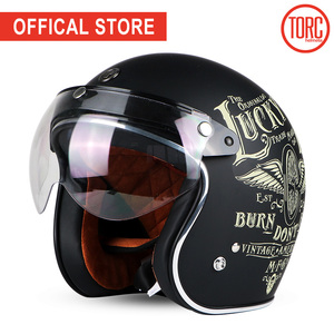 TORC brand motorcycle helmet v