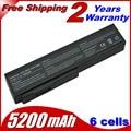 Jigu envío gratis batería del ordenador portátil para asus n61j n61ja n61jq n61jv n61 a32-n61 a32-a33 m50-m50 m50 n61d