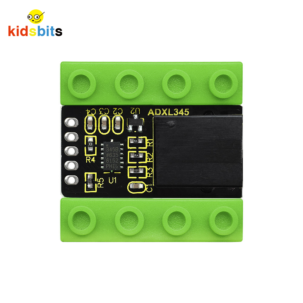 Kidsbits Blocks Coding ADXL345 Acceleration Module  For Arduino