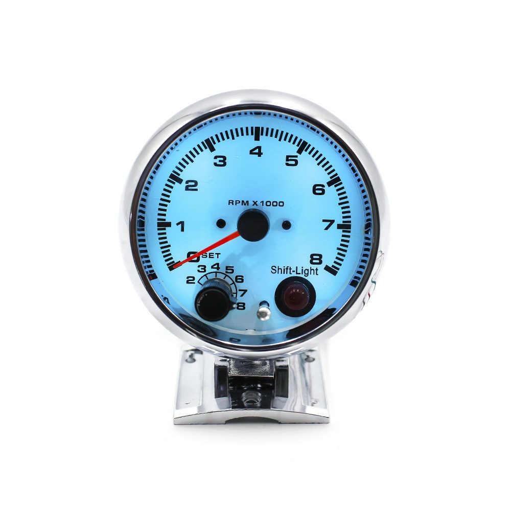 Autometer indicatore del carburante collegare