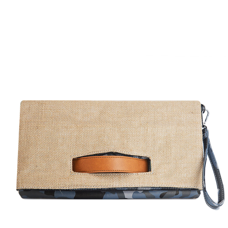 New Fashion Camouflage Linen PU Leather Famous Designer Luxury Brand Women Clutch Female Handbag Envelope Shoulder Crossbody Bag fashion casual michael handbag luxury louis women messenger bag famous brand designer leather crossbody classic bolsas femininas