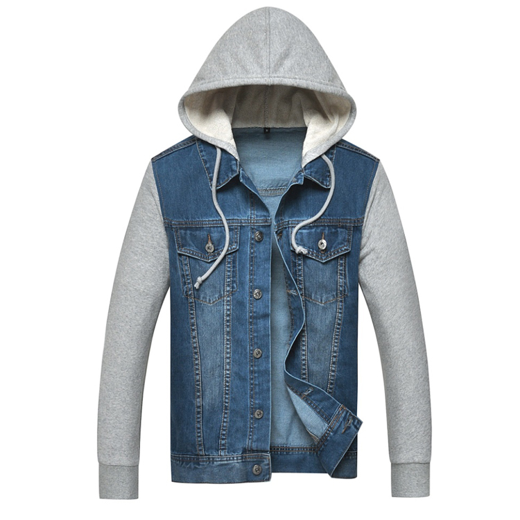 Online Get Cheap Hooded Denim Jacket -Aliexpress.com | Alibaba Group