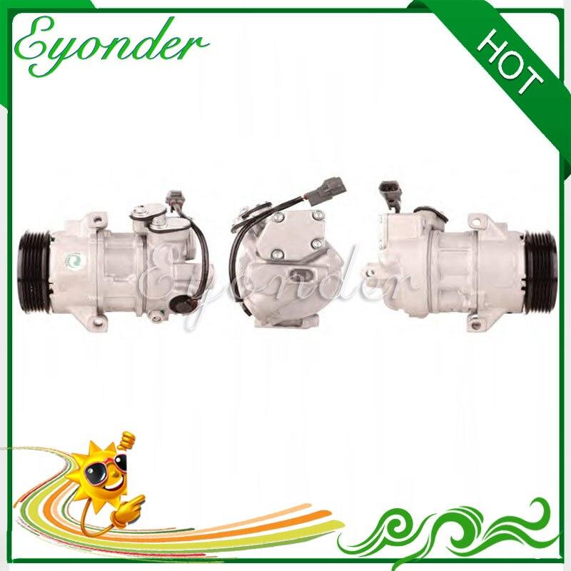 A/C AC компрессор кондиционера для MERCEDES BENZ Smart roadster 452 0,7 FORFOUR 454 1,1 1,3 1,5 4542300111 DCP17054 DCP45003