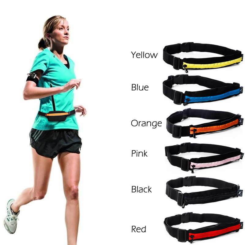Universal Mini Outdoor Super Flexibility Pockets Protable Sports Running Multifunction For Waterproof Bag Men And Women