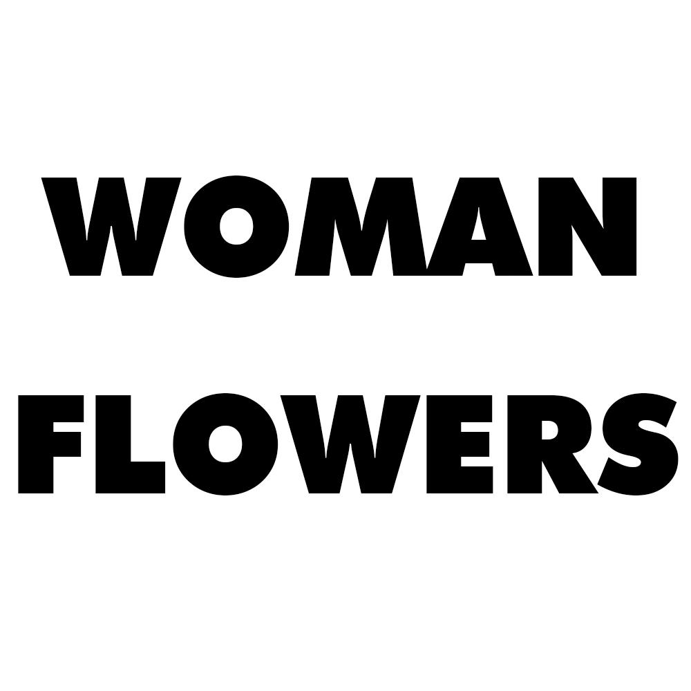 HDARTISAN lienzo cuadros de arte figura pintura chica con flores para la decoración de la Sala No Frame