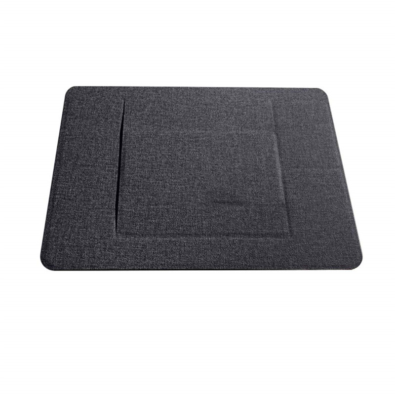 Notebook-Stand Laptop Foldable Macbook Invisible For Pro Three-Angles-Adjustment Pad