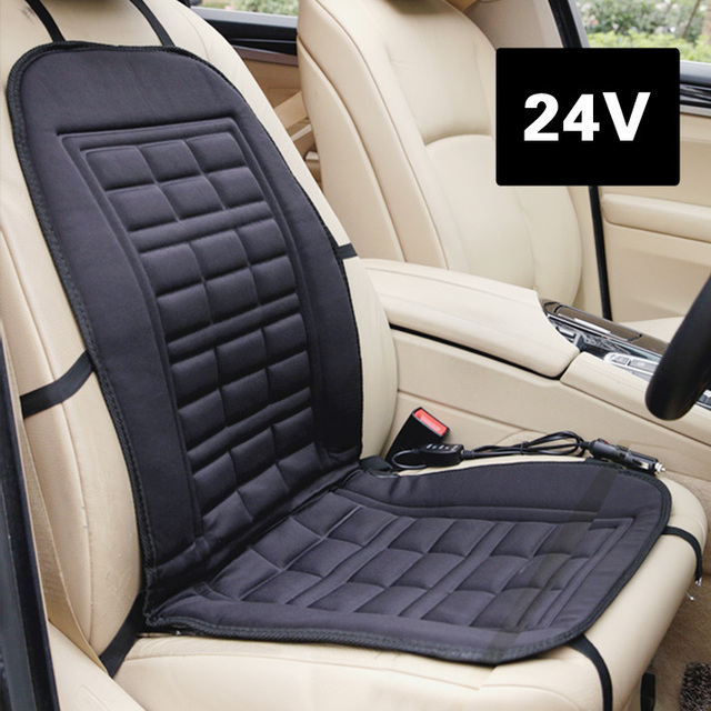24V Car Seat Heater Heating Electric Pad Cushion In Winter