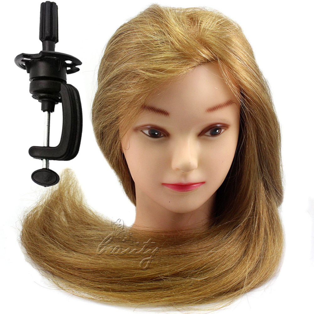 Hairdressing Training Head Mannequin for Cosmetology Schools Salon ...