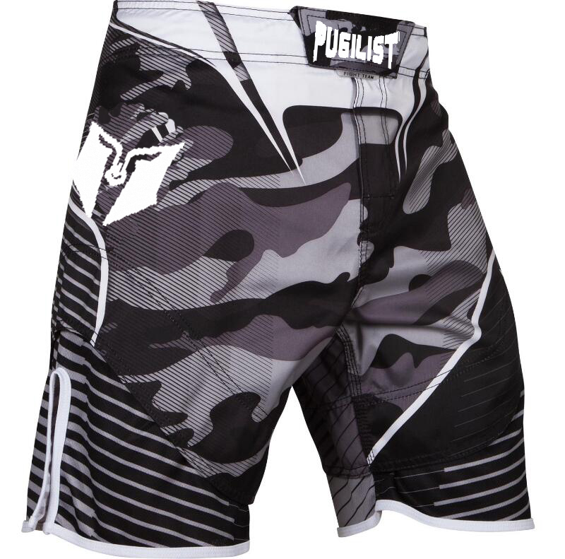 MMA shorts MM camouflage color series combat shorts fitness training Thai boxing shorts boxing suit