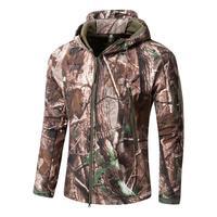Lurker Shark Skin Soft Shell V4 Outdoors Military Tactical Jacket Men Waterproof Windproof Coat Hunt Camouflage