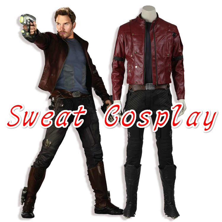 High Quality Guardians of the Galaxy cosplay costume adult ...