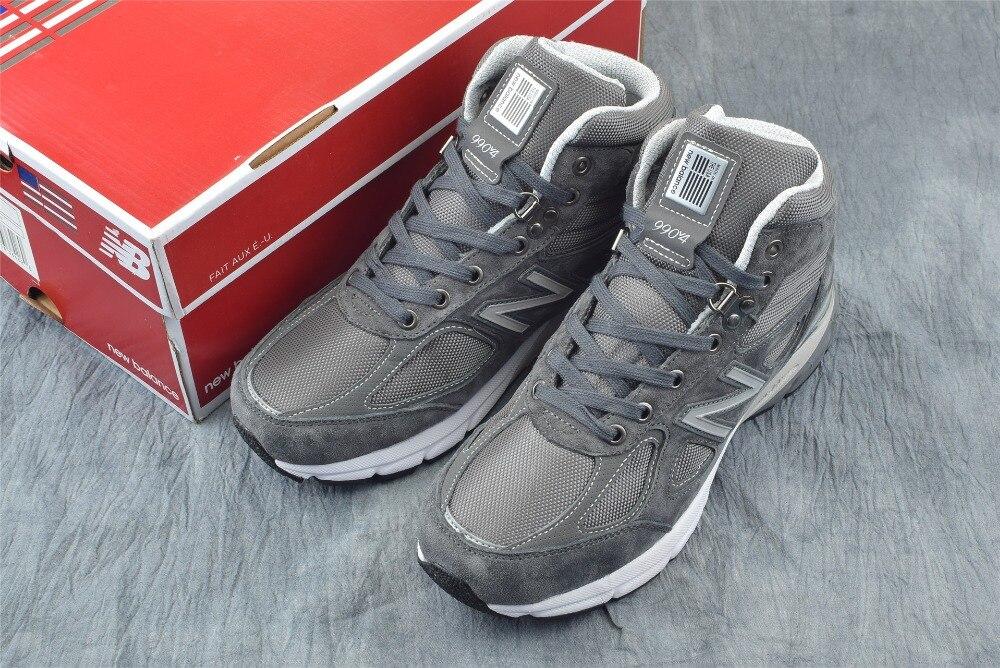 premium selection b77fe 3d77b 2019 High Quality NEW BALANCEX 574 men's/women's high-top retro Badminton  Shoes