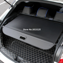 цена на For Toyota C-HR CHR 2016 2017 2018 Car curtain trunk partition curtain partition Rear Racks Car styling accessories