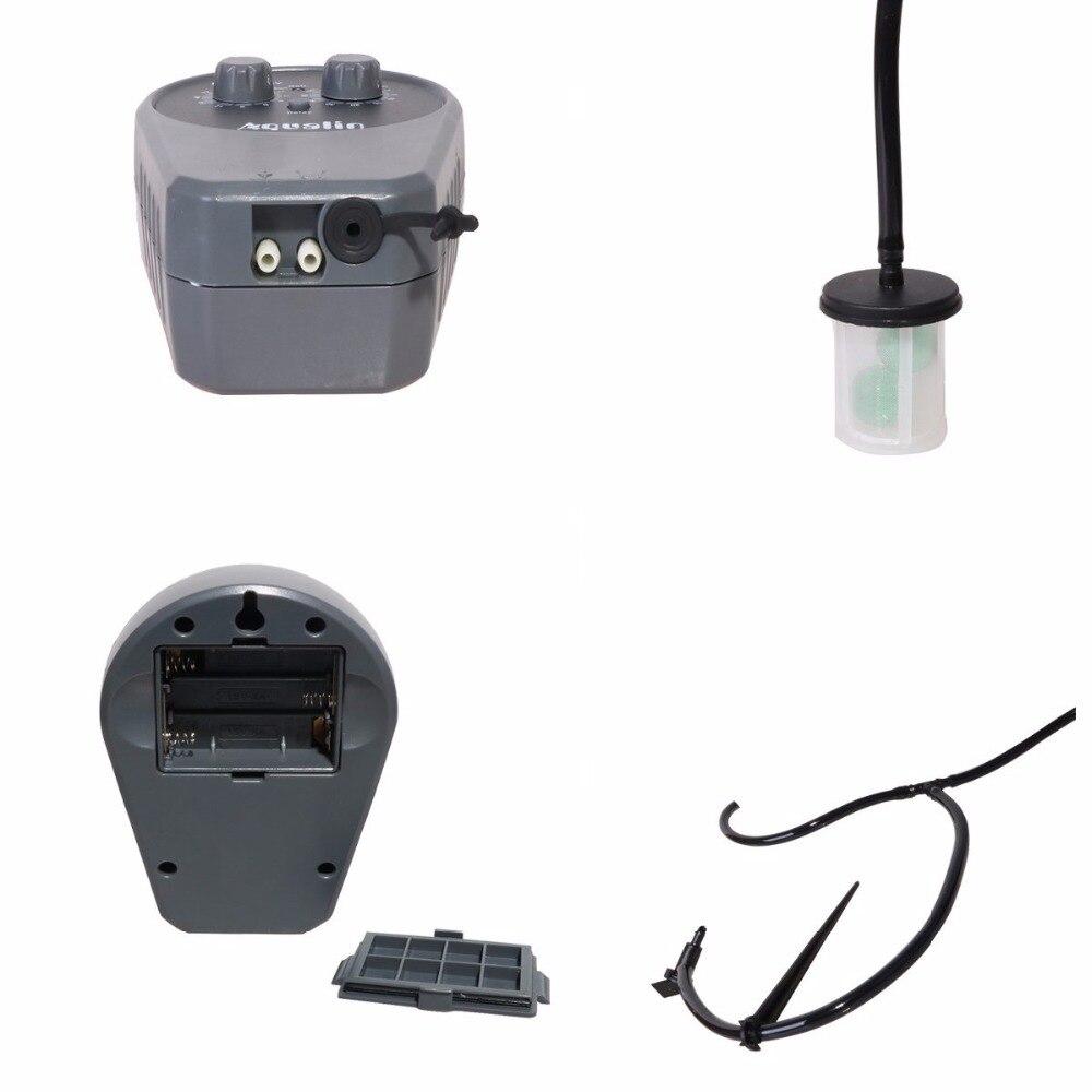 Automatische Lcd-scherm Druppelirrigatie Set Tuin Bloem Water Timer - Tuinbenodigdheden - Foto 6