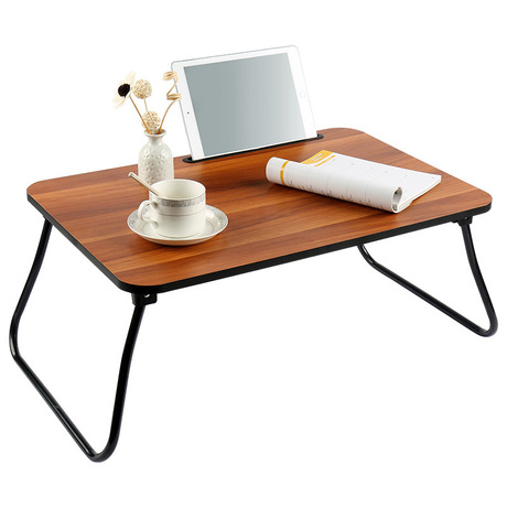 Computer Desk office home Furniture panel laptop stand mesa plegable bed table standing desk lap desk with slot folding new hotComputer Desk office home Furniture panel laptop stand mesa plegable bed table standing desk lap desk with slot folding new hot