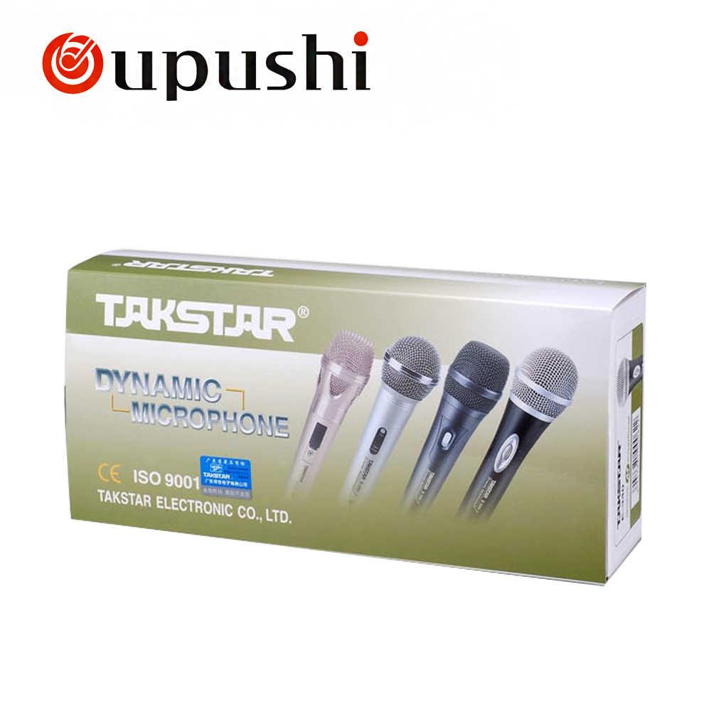 Oupushi E-340 дешевые микрофоны ручной работы; артефакт k song; микрофон караоке; домашний микрофон