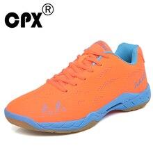 CPX профессиональная обувь для женщин и мужчин, обувь для бадминтона Lefusi, для помещений и улицы, полиуретан этиленвинилацетат, поезд, спорта тенниса, спортивные кроссовки