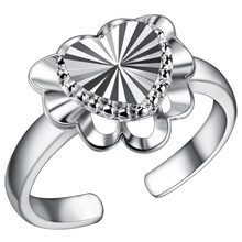 Rings 925 Fashion Jewelry gift rings free shipping silver PJ190(China)