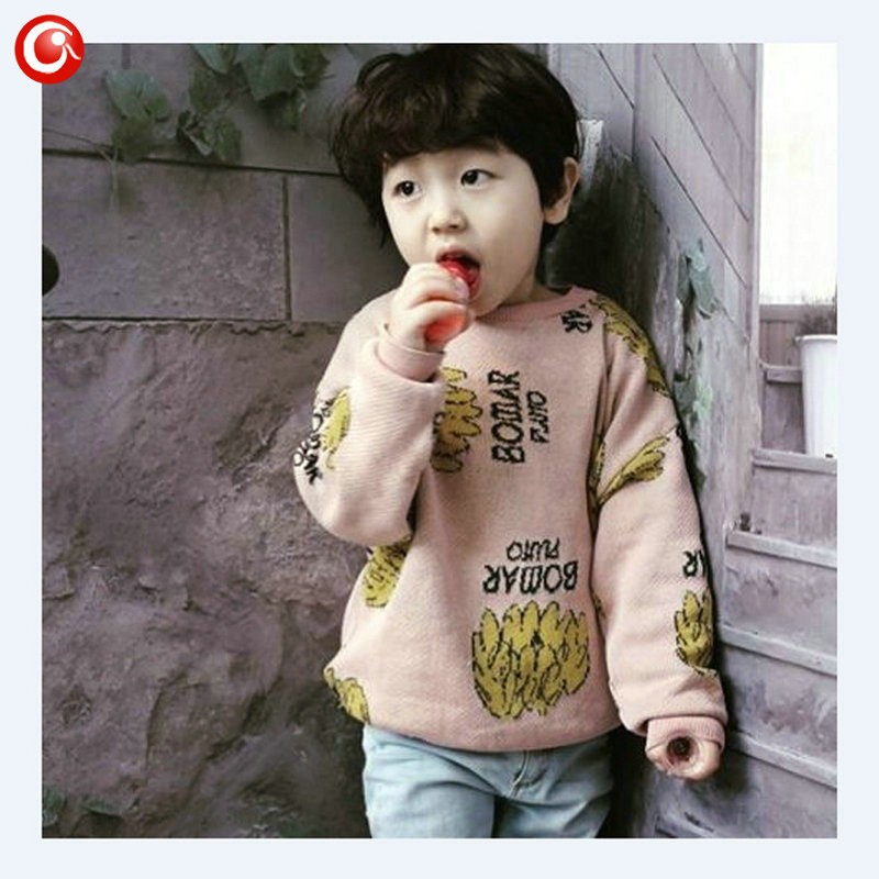 1-5y 2016 Autumn Children\'s Girls Sweater Fashion Toddler Bat Cardigan For Baby Boys Christmas Clothes Long Sleeve Outwear (15)
