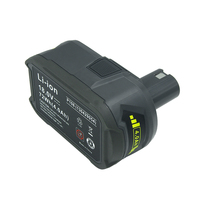 New Lithium Ion Rechargeable Cordless Power Tools Battery For Ryobi 18V P108 RB18L40 4000mAh 4