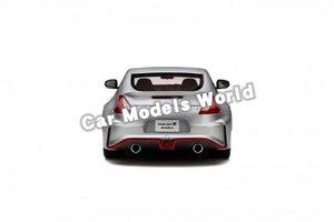 Image 3 - نموذج سيارة من الراتينج لسيارة GT Spirit Nismo Fairlady Z34 370Z (فضي) 1:18 + هدية صغيرة!!!!