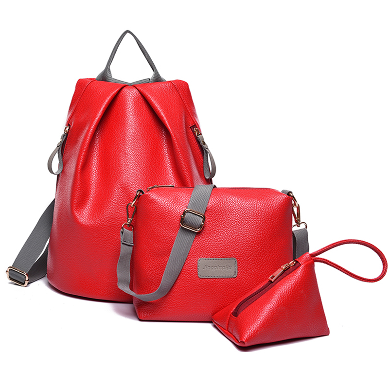 Compare Prices on Leather Backpack Purses for Women- Online ...