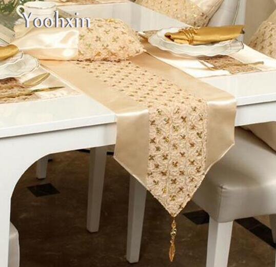 Modern Coffee Table Runner