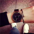Новая мода творческие часы женщины мужчины кварцевые часы JIS марка уникальный дизайн набора часы из нержавеющей стали наручные часы