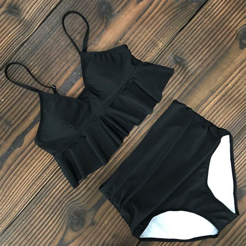 2019-New-Sexy-High-Waist-Bikini-Swimwear-Women-Swimsuit-Push-Up-Ruffle-Bathing-Suit-Biquini-Plus.jpg_640x640 (9)