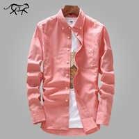 Automne chemises hommes mode ajusté robe chemise décontracté solide à manches longues Slim Fit blanc importé chemises hommes Blouses grande taille 5XL